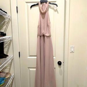 Jenny Yoo Brett bridesmaid dress Woodrose